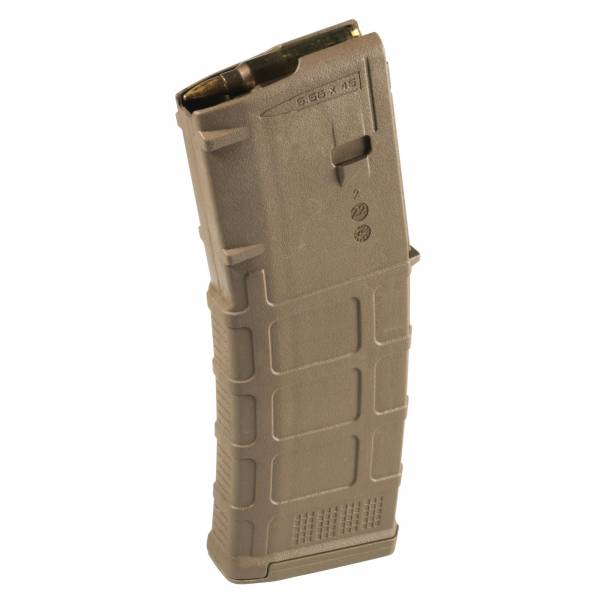 Magpul PMAG GEN M3 5.56 NATO 30 Round in Medium Coyote Tan MCT