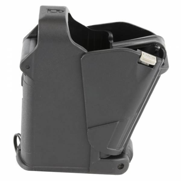 Maglula UpLULA 9MM-45ACP Pistol Magazine Speed Loader/Unloader - Black