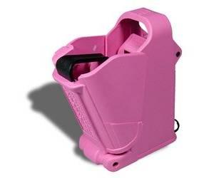 Maglula UpLULA 9MM-45ACP Pistol Magazine Speed Loader/Unloader - Pink