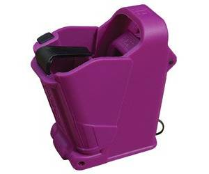 Maglula UpLULA 9MM - 45ACP Pistol Magazine Speed Loader/Unloader in Purple