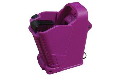 Maglula UpLULA 9MM - 45ACP Pistol Magazine Speed Loader/Unloader in Purple