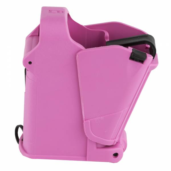 Maglula UpLULA 9MM-45ACP Pistol Magazine Speed Loader/Unloader in Pink