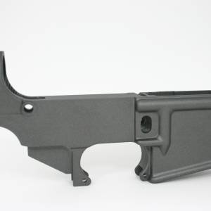 Spectre Arms AR-15 80% Lower Receiver- Tungsten Grey