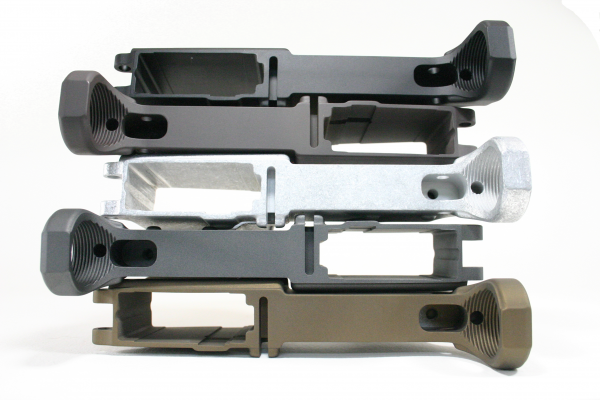 Spectre Arms AR-15 80% Lower Receiver- Options